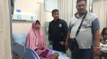 Korban keracunan di Kota Bogor (Liputan6.com/Achmad Sudarno)