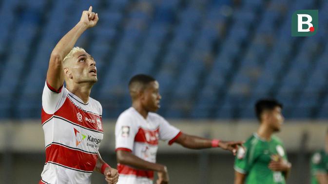 pengurangan pemain asing di liga 1 bakal bikin madura united kerepotan