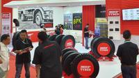 MRF Tyres turut meramaikan Giicomvec 2020. (ist)