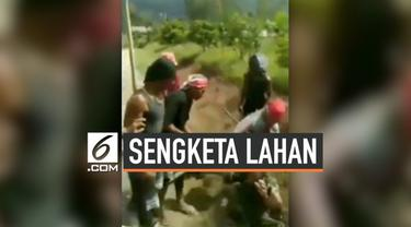 Polda Jambi menangkap 45 orang anggota dari Serikan Mandiri Batanghari (SMB) yang menyerang dan merusak sebuah perusahaan pengelolaan hutan dan menganiaya anggota TNI serta Polri. Penyerangan ini terkait peristiwa sengketa lahan antara perusahaan dan...