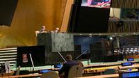 Wakil Tetap RI di PBB, Dubes Dian Triansyah Djani. (Dok: PTRI New York/ Kemlu)