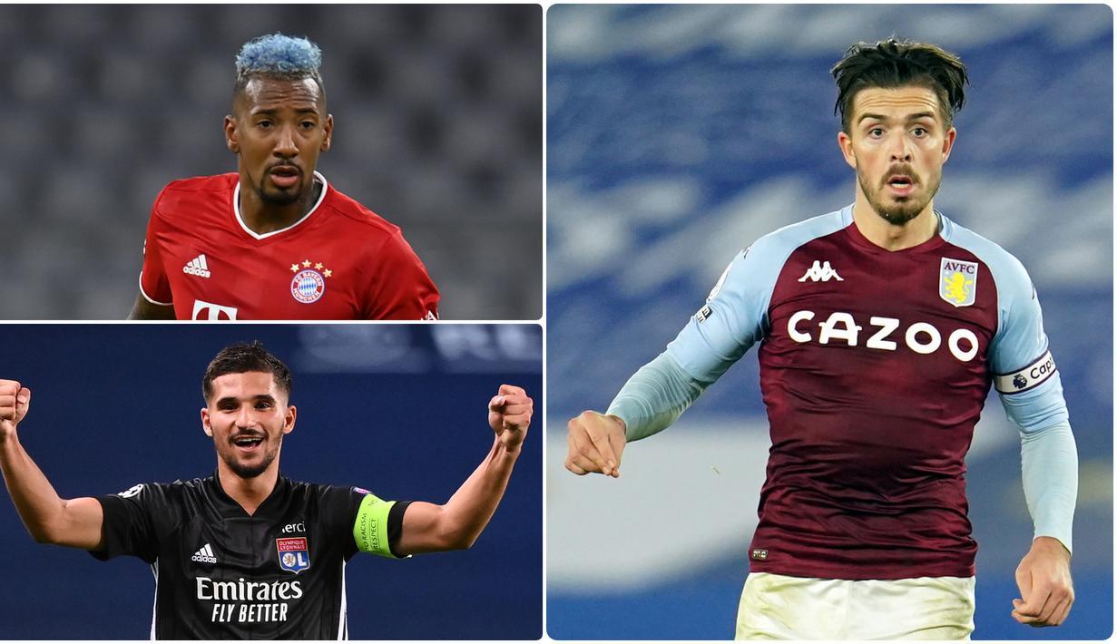 Arsenal dikabarkan tengah mengincar sejumlah pemain untuk memperbaiki performa tim asuhannya. Terdapat sejumlah pemain yang saat ini masuk dalam radar perburuan Arsenal di bursa trasnfer musim depan. Berikut 5 pemain incaran Arsenal di bursa transfer musim depan. (kolase foto AFP)