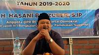 Ketua GP Ansor Bangkalan Hasani Bin Zuber