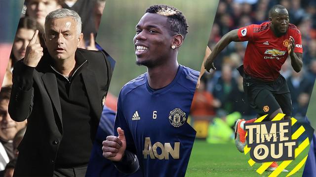 Berita video time out yang membahas tentang 5 pemain yang bisa menyelamatkan karier Jose Mourinho di Manchester United.