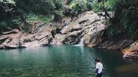 Kolam Bidadari di Desa Ilohuuwa, Kecamatan Bone (Liputan6.com/Arfandi Ibrahim)
