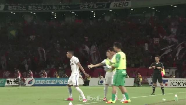 Berita video highlight pertandingan  FC Tokyo vs Kashima Antlers. This video presented by BallBall.