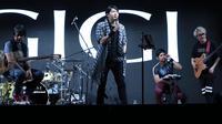Grup Band GIGi telah berkiprah di dunia musik Indonesia selama 23 tahun dan dirayakan dengan pertunjukkan yang digelarnya tadi malam, Rabu (22/3/2017) di Shoemaker Music Studio, Cikini, Jakarta Pusat. (Deki Prayoga/Bintang.com)