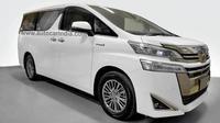 Toyota Vellfire resmi memeriahkan pasar otomotif India (Motorbeam)
