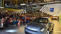 Produksi terakhir Volkswagen Beetle di Meksiko memegang peranan penting dalam transformasi Volkswagen.