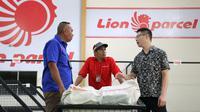 PT Lion Express atau lebih dikenal dengan nama Lion Parcel akan mengoperasikan tempat penimbunan sementara (TPS) di Kawasan industri unas satu blok 2Q dan R Batam Center, Batam.