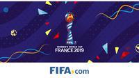 Piala Dunia Wanita 2019. (dok. FIFA)