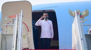 Presiden Jokowi Kunjungan Kerja ke Jawa Timur