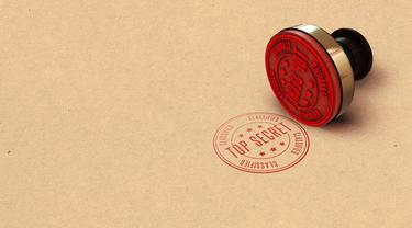 Ilustrasi data pribadi, perlindungan data pribadi, privasi pengguna.
