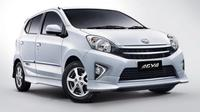 Padahal, mobil tersebut baru dimulai dilempar ke pasar Filipina pada Februari.