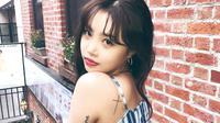 Soojin (G)I-DLE. (Instagram/ official_g_i_dle)