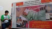 Kabar akan nasib Asna, TKI asal Kabupaten Bungo yang bekerja di Malaysia menuai banyak keprihatinan warga. (Dok. Istimewa/B Santoso)