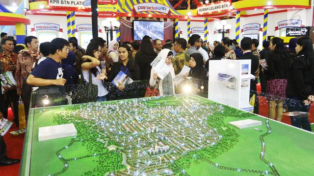 Pameran Indonesia Property Expo (IPEX) 2018
