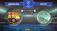 Barcelona vs Celtic (Bola.com/Rudi Riana)