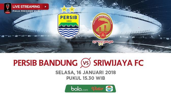 Live Streaming Indosiar Piala Presiden 2018: Persib Vs ...
