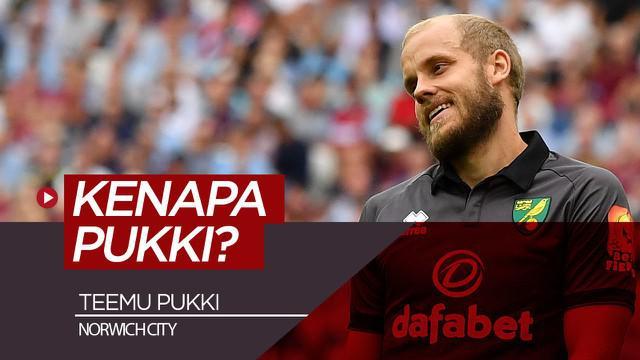 Berita video striker Norwich City, Teemu Pukki, tidak lagi mengejutkan dan mencetak gol di Premier League 2019-2020. Ada apa Pukki?