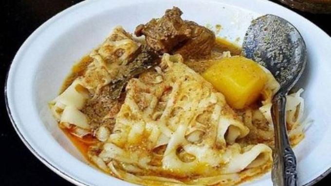Bukan Pempek Ini Kuliner Ramadan Favorit Di Palembang