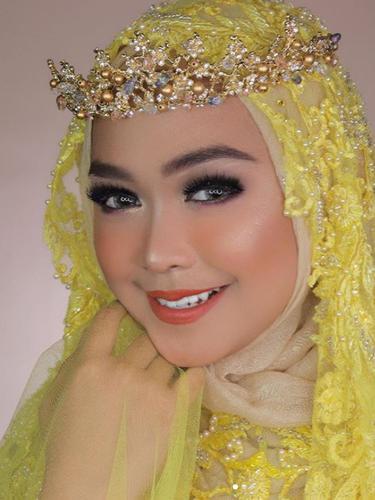 Tutorial Make up Manten Tasya Farsya.