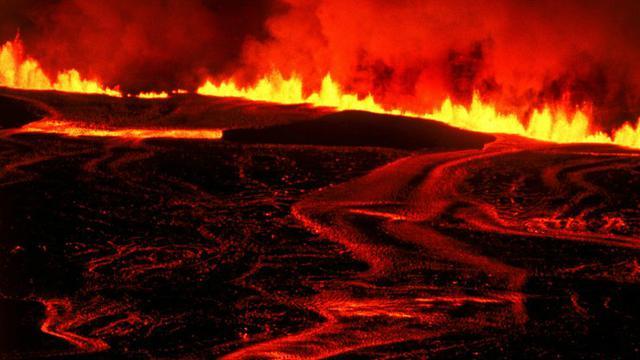Erupsi Gunung Hekla