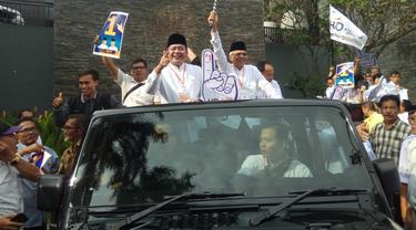 Cagub Sumsel Herman Setuju Pemekaran Kabupaten Lahat Terwujud