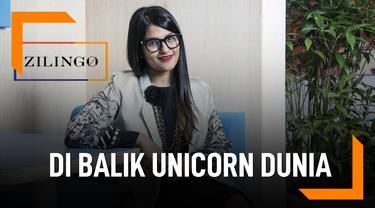 Wanita di Balik Unicorn Dunia