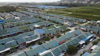 395 unit rumah bersubsidi di Papua yang dibangun Kementerian PUPR (dok: PUPR)