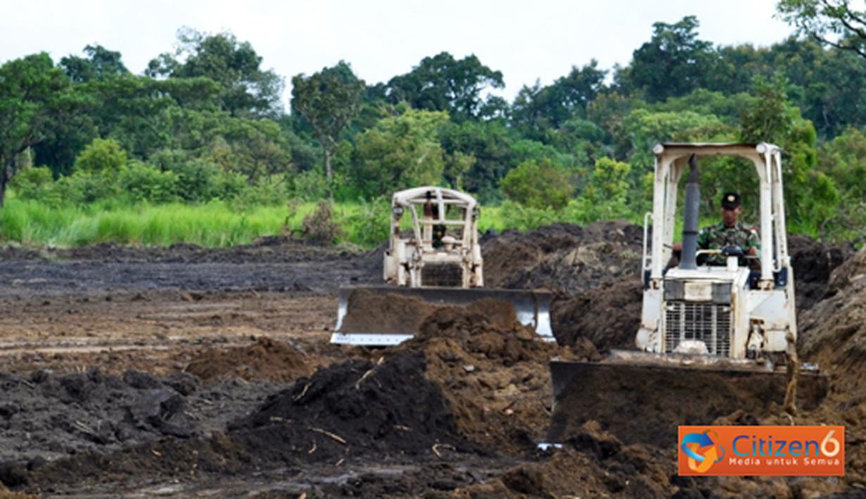 Citizen6, Kongo: Di tempat lain, Konga XX-H juga sudah selesai membuat camp untuk Jordan Special Force yang berkapasitas satu kompi pasukan khusus. (Pengirim: Badarudin Bakri)