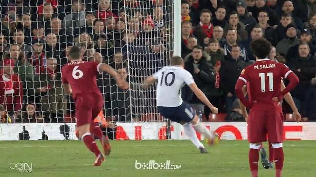 Liverpool mesti puas berbagi angka dengan Tottenham setelah diwarnai dua penalti kontroversial dalam laga yang berkesudahan imbang...