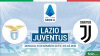 Serie A - Lazio Vs Juventus (Bola.com/Adreanus Titus)