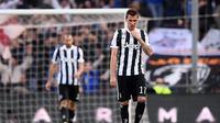 Juventus tumbang di markas Sampdoria (MARCO BERTORELLO / AFP)