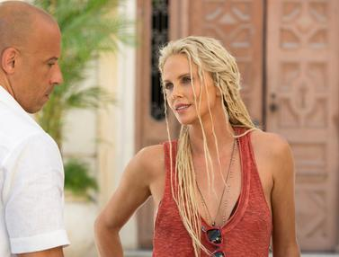 Fast and Furious 8 - Charlize Theron