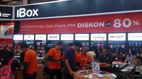 Booth iBox di MBCS 2014 (Liputan6.com/Denny)