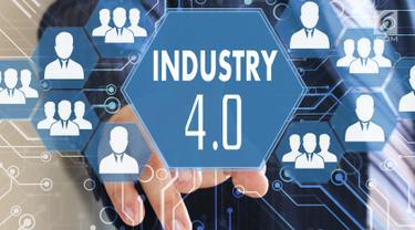Ilustrasi industri 4.0