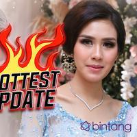 HL Hottest Update Syahnaz Sadiqah