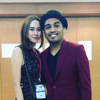 Aura Kasih dan Glenn Fredly (Instagram/@aurakasih)