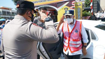 Perintah Menhub Budi Karya ke Bupati Bogor: Jalur Puncak Jangan Macet Lagi