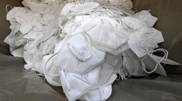 Pembuatan Masker FFP2 di Jerman