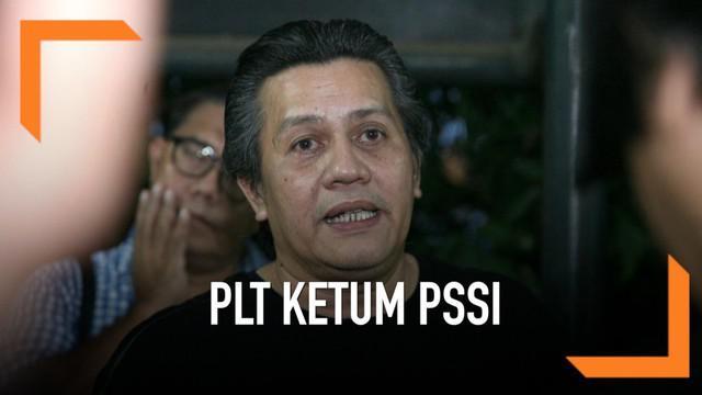 Rapat Komite Eksekutif (Exco) PSSI, Selasa (19/3/2019), memutuskan menunjuk Gusti Randa sebagai Pelaksana Tugas (Plt) Ketua Umum PSSI menggantikan Joko Driyono.