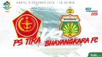 Jadwal Liga 1 2018 pekan ke-24, PS Tira vs Bhayangkara FC. (Bola.com/Dody Iryawan)