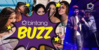 Bintang buzz hari ini ada Ayu Ting Ting dan Raffi Ahmad yang menjadi buah bibir di media sosial, Okan Cornelius sebut mantan istri biang kerok dan baby shower Nabila Syakieb.