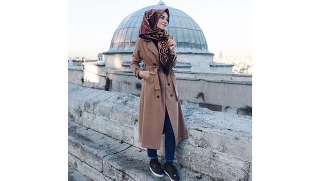 Yuk Intip Tren Pakaian Muslim Di 3 Negara Ini Showbiz Liputan6 Com