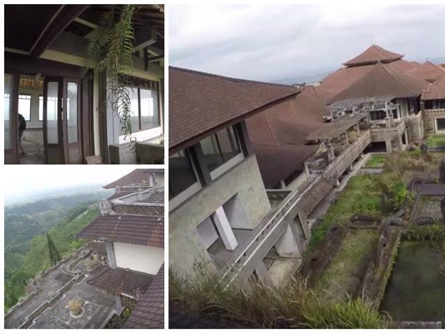 Fakta Hotel Istana Berhantu Di Bali Yang Bikin Penasaran Dunia Global Liputan6 Com