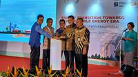 Bertempat di Jakarta International Expo (JIExpo), pameran EBTKE ConEX dibuka langsung oleh Menteri Energi dan Sumber Daya Mineral (ESDM) Arifin Tasrif.