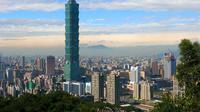 Gedung Taipei 101. (http://www.taipei-101.com.tw)