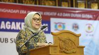 Menteri Ketenagakerjaan (Menaker), Ida Fauziyah.