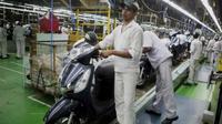 Pabrik Honda di India kembali beroperasi setelah lonjakan kasus Covid-19